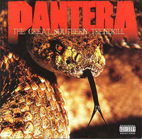 Pantera ‎– The Great Southern Trendkill (käytetty)
