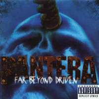 Pantera ‎– Far Beyond Driven (käytetty)