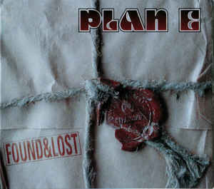 Plan E ‎– Found & Lost (CD, Used)