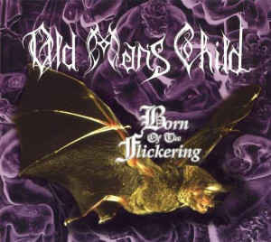 Old Man's Child ‎– Born Of The Flickering (used)
