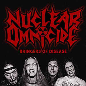 Nuclear Omnicide ‎– Bringers Of Disease (CD, Uusi)