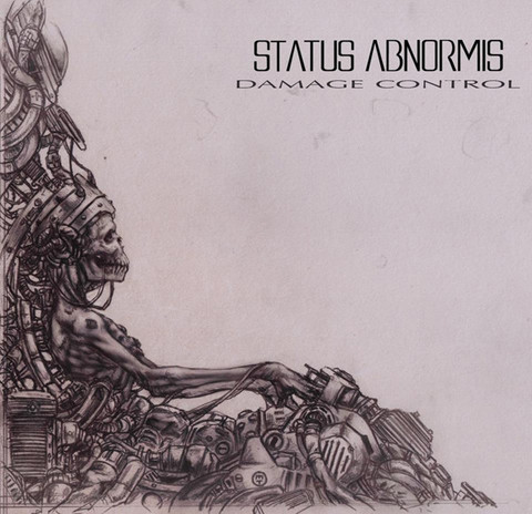 Status Abnormis ‎– Damage Control (CD, Käytetty)