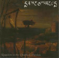 Sarcophagus ‎– Requiem To The Death Of Passion (CD, Used)