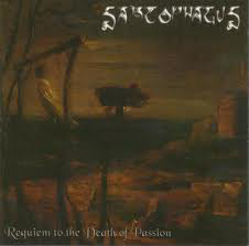 Sarcophagus ‎– Requiem To The Death Of Passion (used)