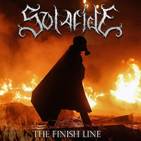 Solacide ‎– The Finish Line (CD, New)