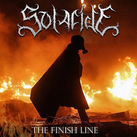 Solacide ‎– The Finish Line (CD, Uusi)