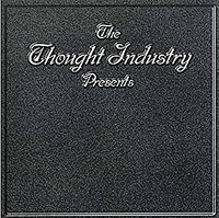 Thought Industry ‎– Recruited To Do Good Deeds For The Devil (CD, Used)