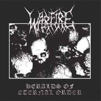 Warfire ‎– Herals Of Eternal Order (uusi)
