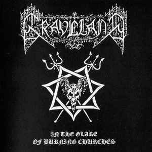 Graveland ‎– In The Glare Of Burning Churches (uusi)