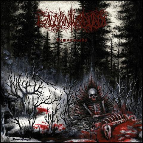 Kalmankantaja – Demonwoods (LP, Uusi)
