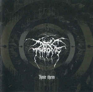 Darkthrone ‎– Hate Them (new) Vinyl LP