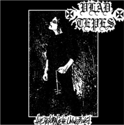 Vlad Tepes ‎– The Return Of The Unweeping (uusi)