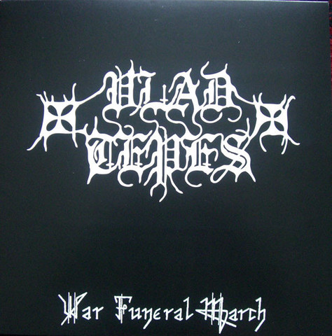 Vlad Tepes ‎– War Funeral March (new)