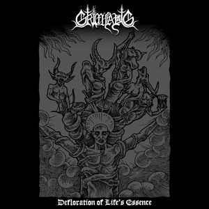 Grimfaug ‎– Defloration Of Life's Essence (new)