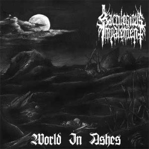 Sacrilegious Impalement ‎– World In Ashes (käytetty) 7