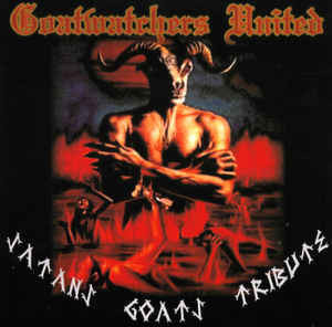 Various ‎– Satans Goats Tribute (used) 7
