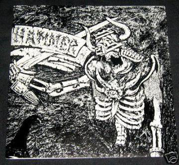 Witches Hammer ‎– Death Of No Reprieve (used) 7