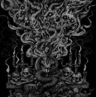 Nigrummagia / Hellfire Deathcult - Split (LP, Uusi)