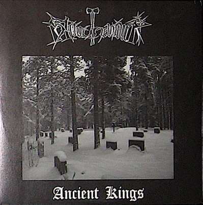 Bloodhammer ‎– Ancient Kings (used) 10