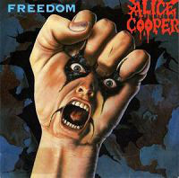 Alice Cooper ‎– Freedom (used) 7