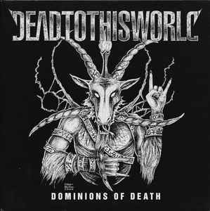 Dead To This World ‎– Dominions Of Death (used) 7