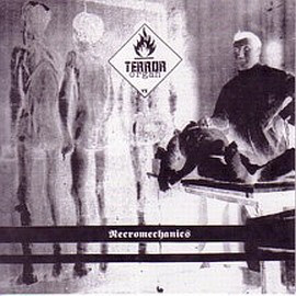 Terror Organ ‎– Necromechanics (used) 7