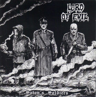 Lord Of Evil ‎– Satan's Soldiers (CD, New)