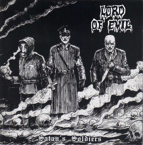 Lord Of Evil ‎– Satan's Soldiers (uusi)