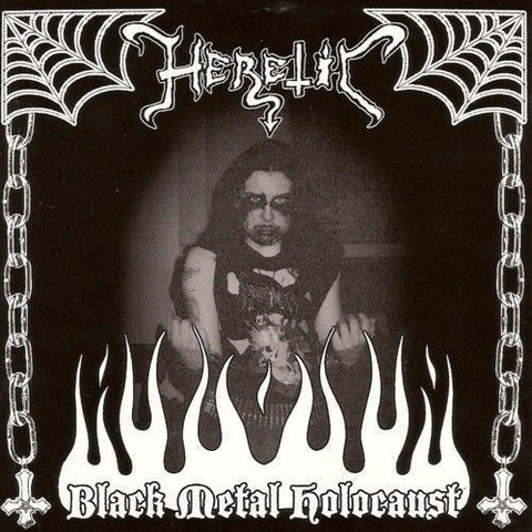Heretic – Black Metal Holocaust (uusi)