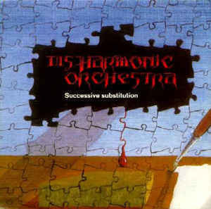 Disharmonic Orchestra ‎– Successive Substitution (used) 7