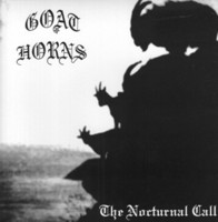 Goat Horns ‎– The Nocturnal Call (used) 7