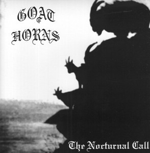 Goat Horns ‎– The Nocturnal Call (käytetty) 7