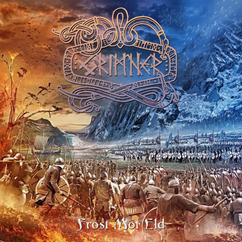 Grimner ‎– Frost Mot Eld (CD, New)