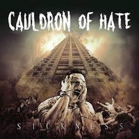 Cauldron Of Hate - Sickness (CD, New)