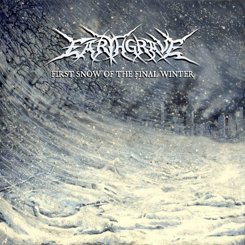 Earthgrave - First Snow of the Final Winter (CD, New)