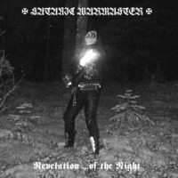 Satanic Warmaster ‎– Revelation ...Of The Night (CD, New)
