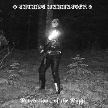 Satanic Warmaster ‎– Revelation ...Of The Night (uusi)