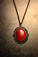 Blood Moon Neclace, small