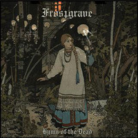 Frostgrave ‎– Hymn Of The Dead (CD, New)