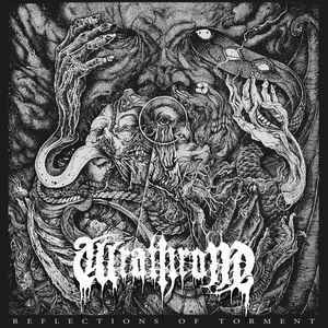 Wrathrone ‎– Reflections Of Torment (uusi)