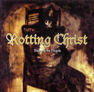 Rotting Christ ‎– Sleep Of The Angels (2CD, Käytetty)