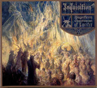 Inquisition ‎– Magnificent Glorification Of Lucifer (CD, New)