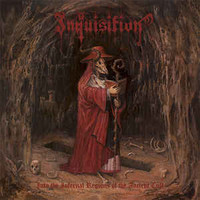 Inquisition ‎– Into The Infernal Regions Of The Ancient Cult (CD, New)