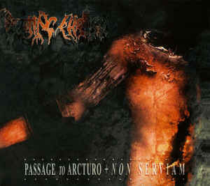 Rotting Christ ‎– Passage To Arcturo + Non Serviam (new)