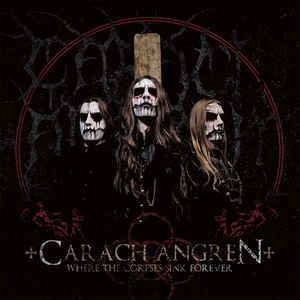 Carach Angren ‎– Where The Corpses Sink Forever (CD, New)