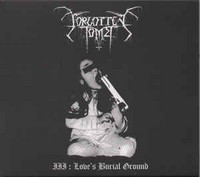 Forgotten Tomb ‎– III: Love's Burial Ground (CD, New)