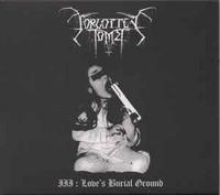 Forgotten Tomb – III: Love's Burial Ground (CD, Uusi)