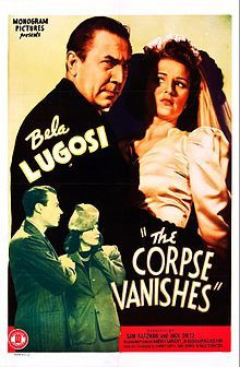 The Corpse Vanishes (used)