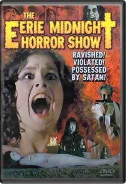 The Eernie Midnight Horror Show (used)