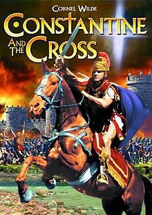 Constantine and the Cross (used)